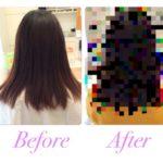 [6トーンピンクバイオレット系カラー]ツヤ×透明感=髪を綺麗に見せるカラー