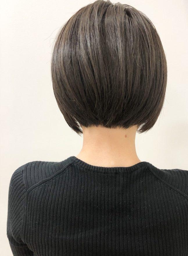 ショートヘア 切りすぎた。。。を未然に防ぐたった1つの方法